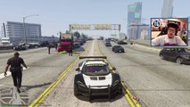 GTA 5 - LSPDFR - EPiSODE 58 - LET'S BE COPS - SHERIFF SWAT PATROL