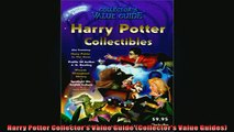 FREE DOWNLOAD  Harry Potter Collectors Value Guide Collectors Value Guides READ ONLINE
