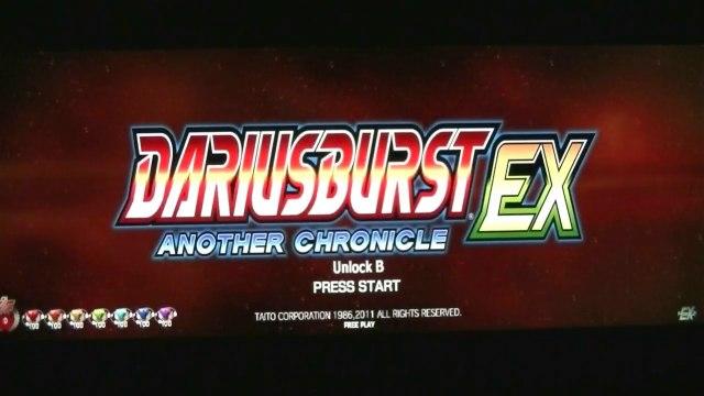 Darius Burst Chronicles Saviours - ps4