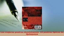 Download  Los mejores postres dominicanos 10 postres típicos de Quisqueya Download Online