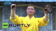 Ce moine Shaolin peut endurer toutes les souffrances au monde
