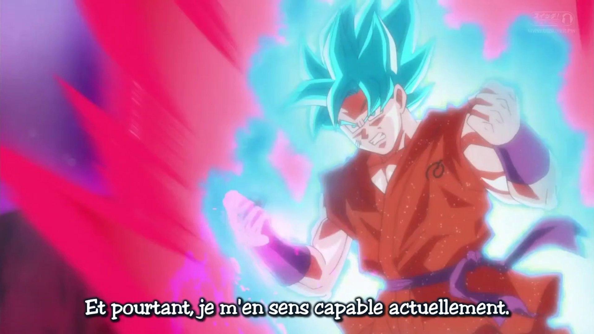 Dbs Episode 39 Hit Vs Goku Ssjb Kaioken Video Dailymotion