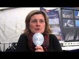 Un jour, un bénévole - Anne-Lise de l'accueil bénévoles - Grand Prix Guyader 2014