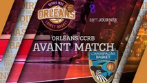 Avant-Match - J30 - Orléans reçoit Châlons-Reims
