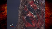 Kane vs Triple H w/ Stephanie McMahon WWF Title #1 Contender Match 6/1/00