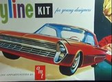 Built Kit Review: AMT 1961 Ford Galaxie Club Victoria.