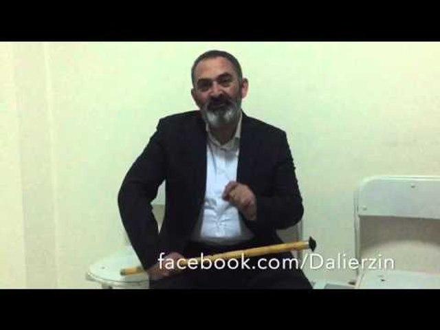 Dursun Ali Erzincanlı Ney Üflüyor :)