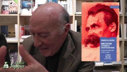 Domenico Losurdo : Nietzsche face aux marxistes : le débat