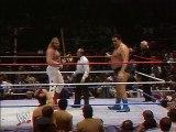 Wrestlemania : 31 Mars 1985: André the giant VS Big John Studd