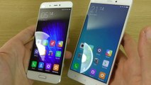 Xiaomi Mi5 vs Xiaomi Mi Note Review Aliexpress