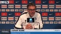 """Coupe de France - Blanc : """"L'objectif à Paris, c'est toujours de gagner"""""""