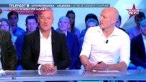 Didier Deschamps soupçonné de recel d'abus de biens sociaux (vidéo)