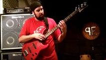 Pink Panther Theme - Nico Aranda Bass Tapping Cover