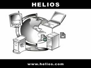 HELIOS WebShare UB+ File Transfer
