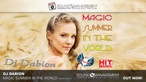 Dj Dabion - Magic Summer In The World - HIT MANIA CHAMPIONS 2016