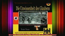 Read  Die Unwissenheit Des Glaubens German Edition  Full EBook