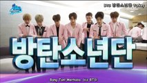 [TR] 160416 MusicCore 500. Bölümü için BTS'in Tebrik Mesajı
