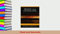 PDF  Jihad and Genocide  Read Online