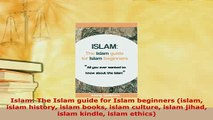 PDF  Islam The Islam guide for Islam beginners islam islam history islam books islam culture  EBook