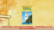 PDF  MONTREAL AND SOUTH QUEBEC  MONTRÉAL ET LE SUD DU QUÉBEC Download Online