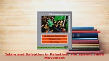 Download  Islam and Salvation in Palestine The Islamic Jihad Movement Free Books