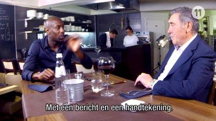 Reportage - Merckx en Okaka