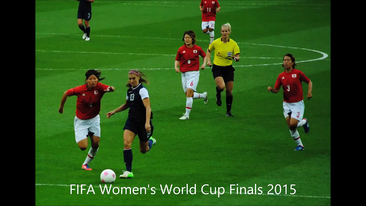 Women's World Cup Final USA vs Japan Live Streaming 2015