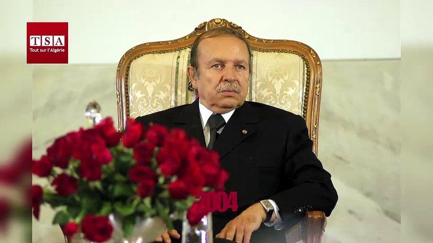 Les dix visages de Bouteflika