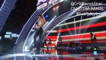 ¡¡¡ FLIPANTE !!! Got Talent Cristina ramos (vídeo de la semifinal) NO PARARAS DE MOVERTE Ópera + Rock