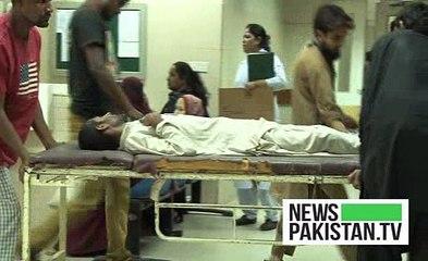 جناح اسپتال میں متوقع ہیٹ ویو کی تیاریاں