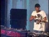 DJ Marky et Laurent Garnier