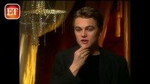 LEONARDO DICAPRIO - TALKS TITANIC, INTERVIEW AT AGE 22 - Entertainment Movies Celebrity