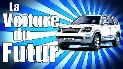 Comment sera la voiture du futur ? #26