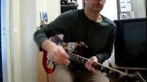 Axel Bauer Eteins la lumiere tuto guitare YouTube En Français