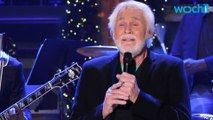 Kenny Rogers Will Fold His Music Career After Farewell Tour