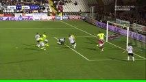 2-0 Camillo Ciano Goal Italy  Serie B - 18.04.2016, AC Cesena 2-0 FC Crotone
