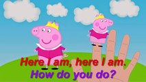 Peppa Pig Princess Finger Family Nursery Rhymes The finger family song Lyrics and More video snippet