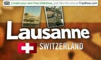 """Lausanne"" Ahartry's photos around Lausanne, Switzerland (photos lausanne 1988)"