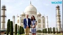 Prince William Gets Emotional While Remembering Mom During Taj Mahal Visit