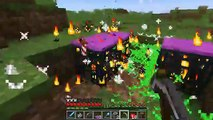 PAT And JEN PopularMMOs | Minecraft: TROLLING CHALLENGE GAMES - Lucky Block Mod - Modded Mini-Game