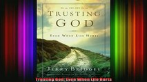 Read  Trusting God Even When Life Hurts  Full EBook