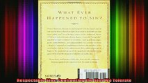 Read  Respectable Sins Confronting the Sins We Tolerate  Full EBook