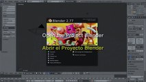 FREE 3D Intro Template: Blender #1 (Intro Editable) + Tutorial