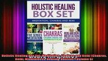 Read  Holistic Healing Box Set Meditation Chakras and Reiki Chakras Reiki Mindfulness Healing  Full EBook
