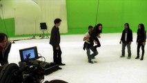THE TWILIGHT SAGA BREAKING DAWN PART 2 - STUNT WORK - Kristen Stewart, Robert Pattinson - Entertainment Movies Film The Twilight Saga New Moon Eclipse Breaking Dawn