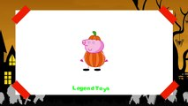 Peppa Pig Halloween Finger Family Nursery Rhymes Lyrics and More video snippet