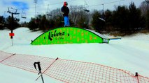 Skool Yard and Junk Yard at Mt St Louis Moonstone- Hayes Skiing
