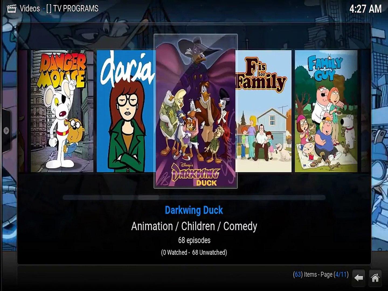 Cartoons and TV Shows