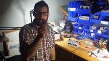 AWK-105AL Analog Voltmeter Alarm Clock Overview