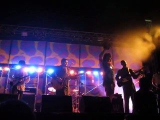 The Ginkz live LastFatFest